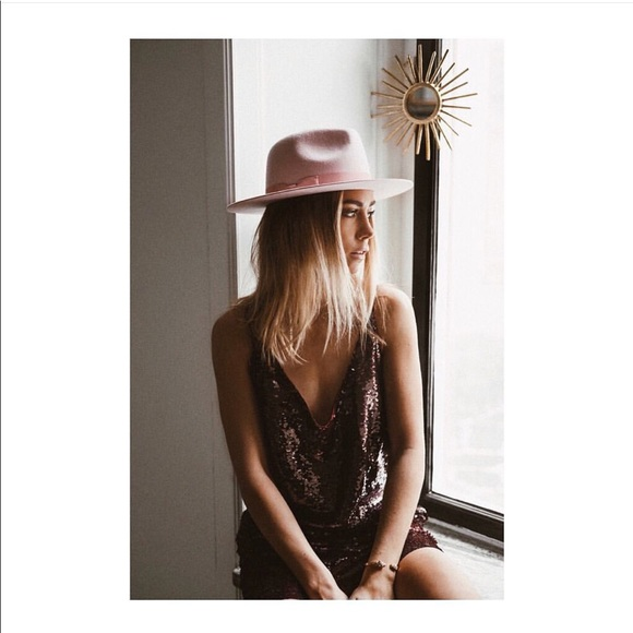 8d1978913600b Lack of Color The Stardust Fedora 💕